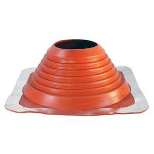 No 7 Silicone Square Base Pipe Boot