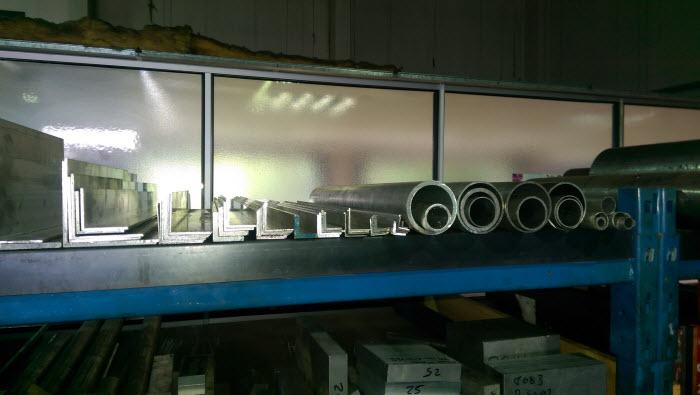 metal supplies