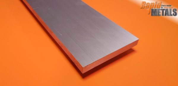 Aluminium (6082) Plate 30mm