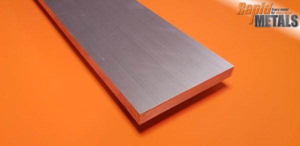 Aluminium (6082) Plate 12mm