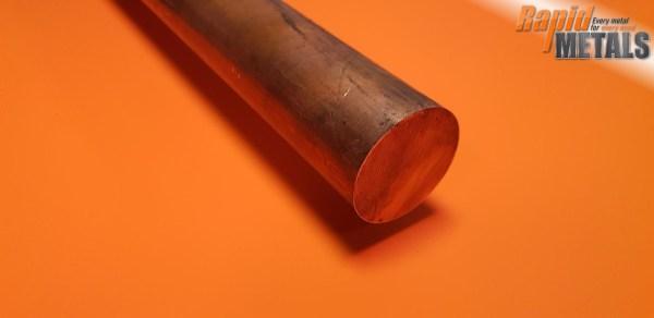 Copper 10mm Round
