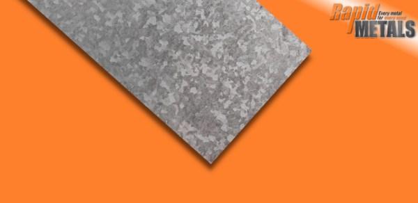 Mild Steel Galv Sheet 1mm