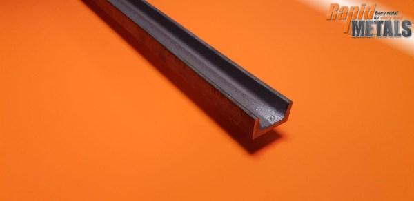 Mild Steel Channel 125mm x 65mm x 15kg