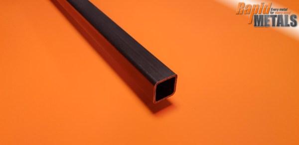Mild Steel Box 75mm x 75mm x 3mm Wall