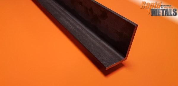 Mild Steel Angle 100mm x 50mm x 6mm Wall