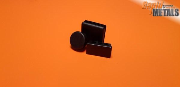 Plastic End Cap 50.8mm x 3.2mm Wall
