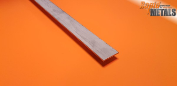 Stainless Steel (316) Flat 40mm x 15mm