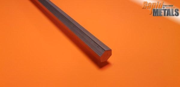 Stainless Steel (303) Hexagon 17mm