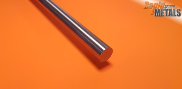Stainless Steel (303) 25.4mm Round