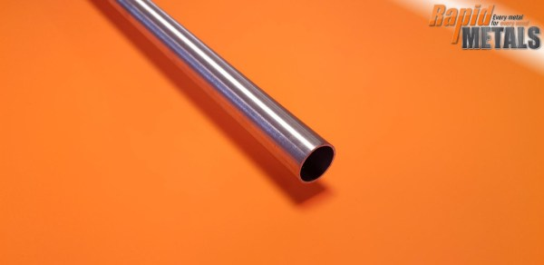 Stainless Steel (304) Tube 63.5mm x 1.6mm Wall