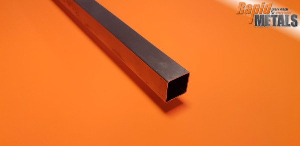 Stainless Steel (304) Box 12.7mm x 12.7mm x 1.6mm Wall