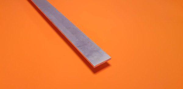 """Aluminium (6082) Flat 2.1/2"""" x 1"""""""