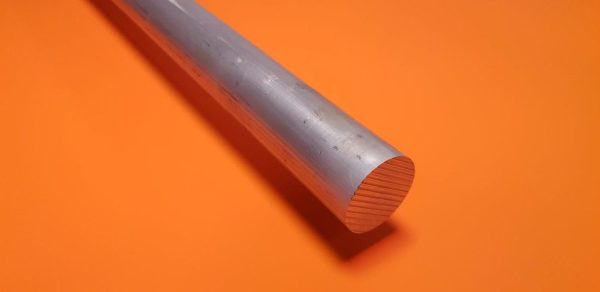 """Aluminium (6082) 1/4"""" Round"""