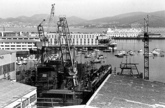 1990-Instalaciones de Construcciones Navales P.Freire (Foto Magar)