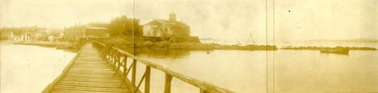 1904-Muelle de Madera de Bouzas