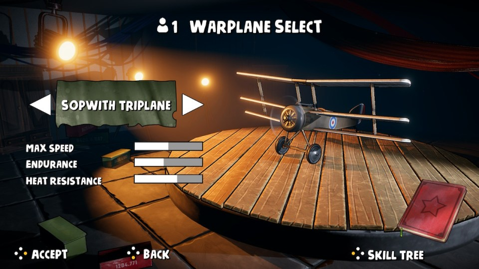Review of Red Wings Ace of the Sky Nintendo Switch