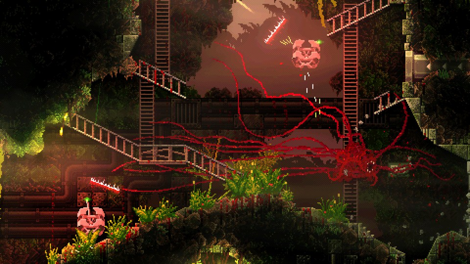 CARRION Nintendo Switch Review