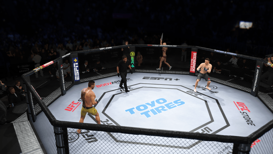 UFC 4 Xbox One Review