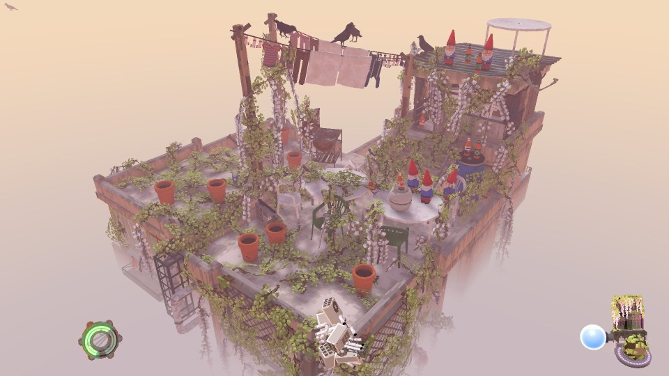 Cloud Gardens Early Acess Steam