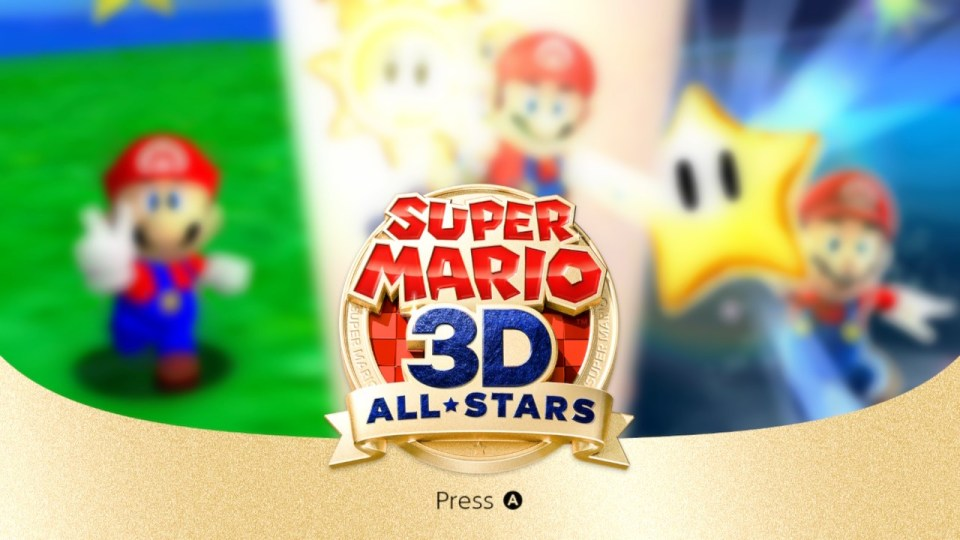 Super Mario 3D All-Stars Nintendo Switch Review