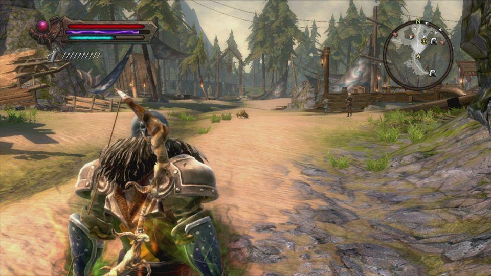 Kingdoms of Amalur: Re-Reckoning Xbox One