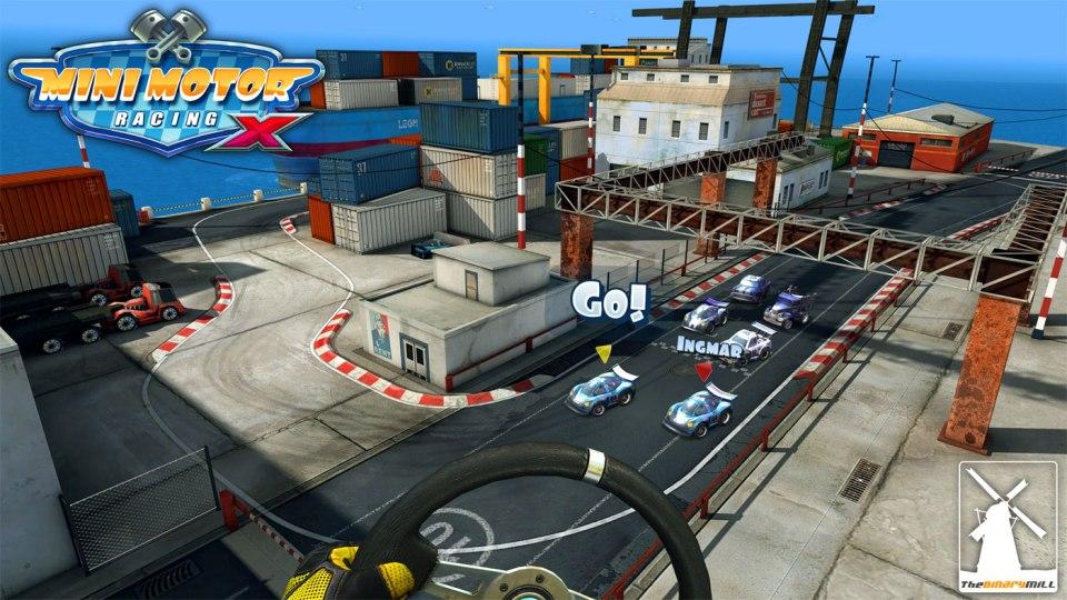 Mini Motor Racing X Review