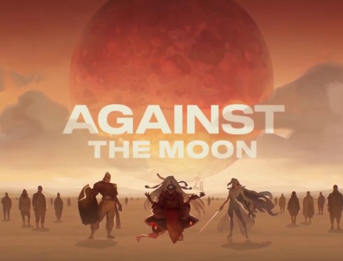 against-the-moon