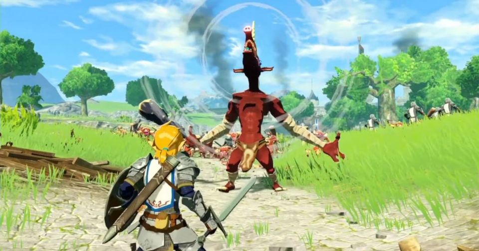 Hyrule Warriors: Age of Calamity - Review