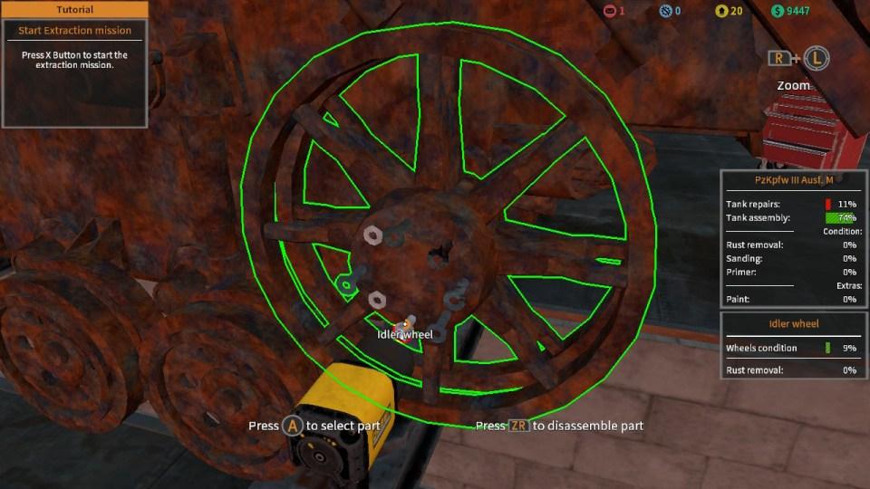 Tank Repair Simulator Review
