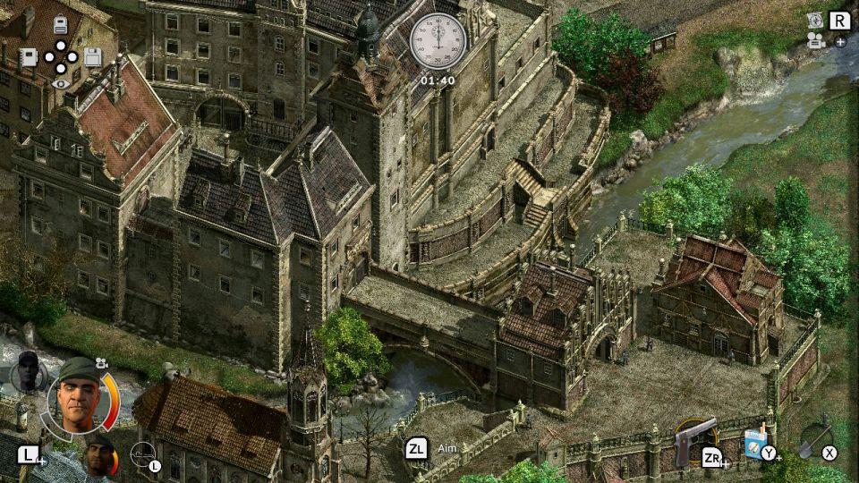 Commandos 2 HD Remaster - Nintendo Switch Review