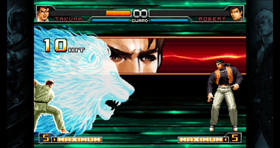 The King of Fighters 2002 Unlimited Match Review