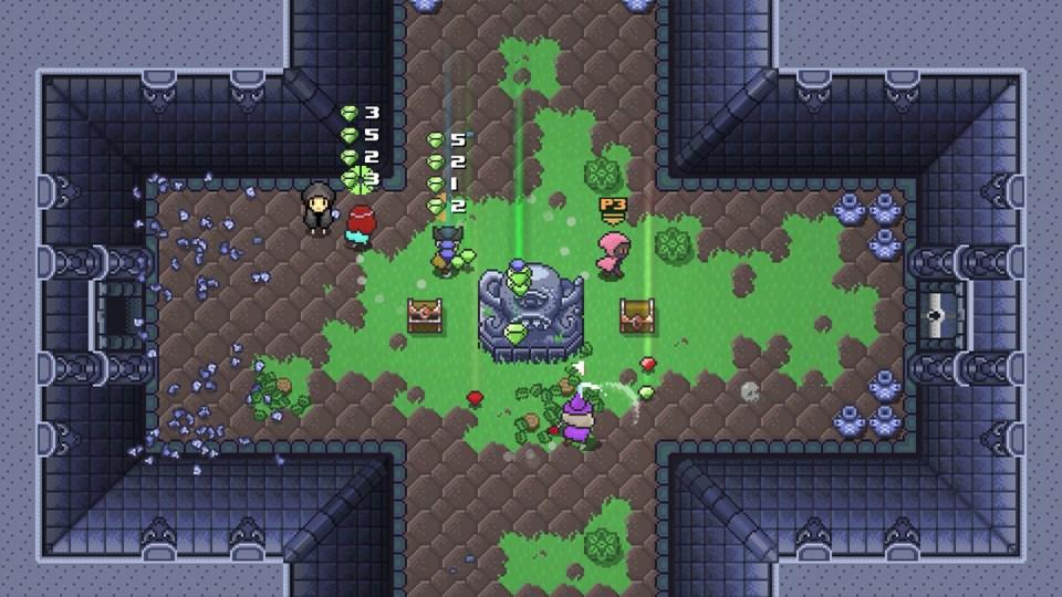 Rogue Heroes: Ruins of Tasos Review