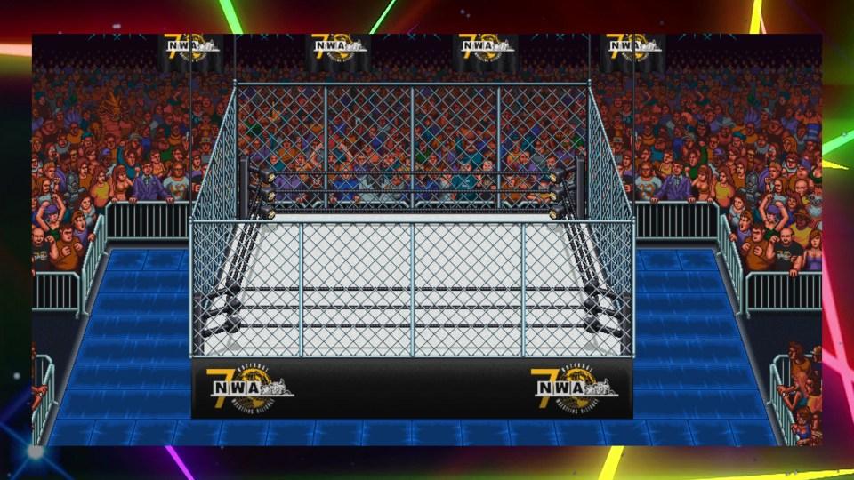RetroMania Wrestling Xbox