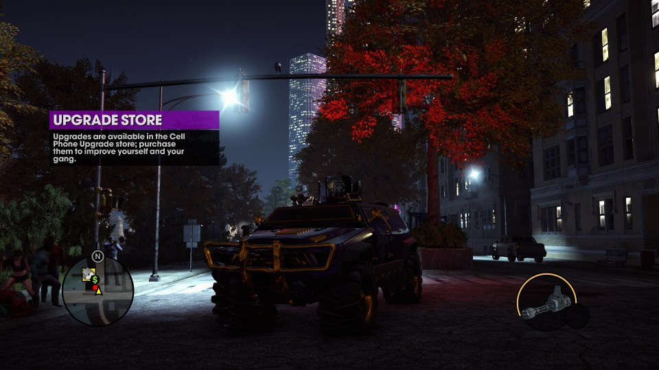 One of the bonus vehicles unlocked with the Remastered edition