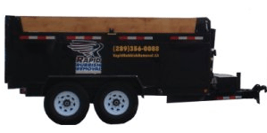 rapid trailer rental