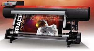 SOLJET® XF-640 Large-Format Digital Printer
