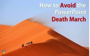 PowerPoint death march