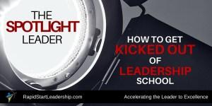 The Spotlight Leader