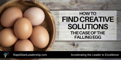 Find Creative Solutions