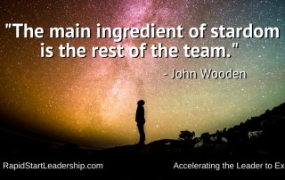 Teams Make Stars