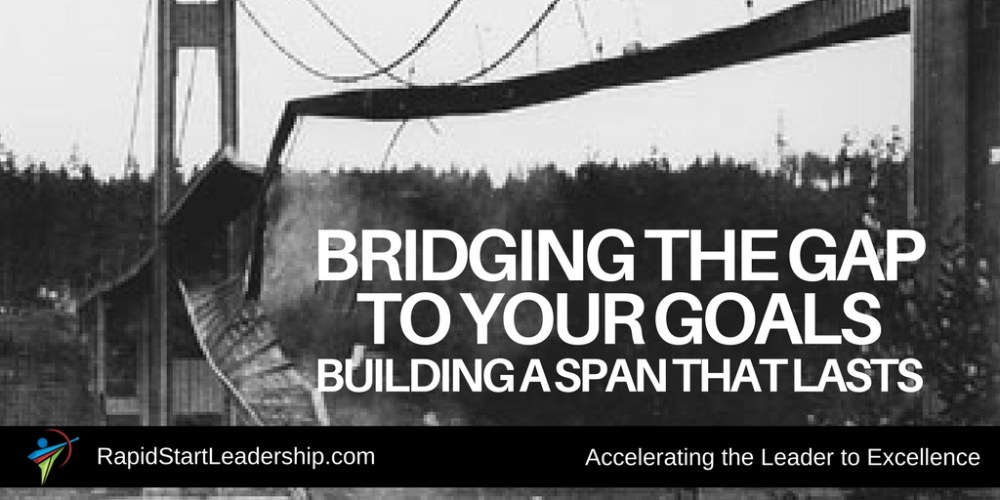 Bridging the Gap to Your Goals: Building a Span That Lasts