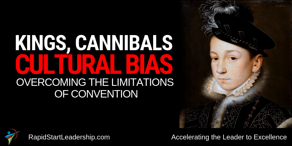 King Cannibals and Cultural Bias - Overcoming the Limitations of Convention