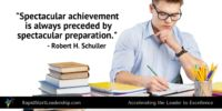 Spectacular Achievement