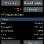 Boost Android phone speed