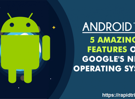 "Andrid ""O"" - Googles New Operating System"