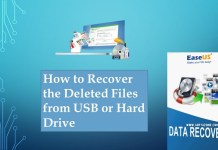 How to Recover the Deleted Files