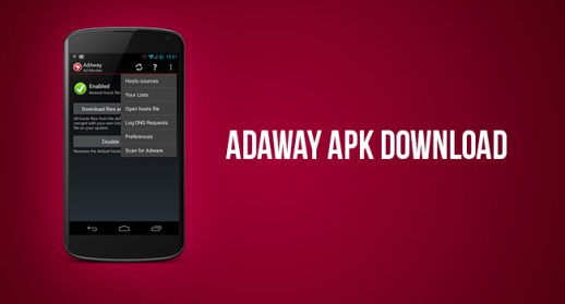 AdAway APK Download – Block Unwanted Ads on Android
