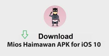 MiOS Haimawan APK Download for iOS