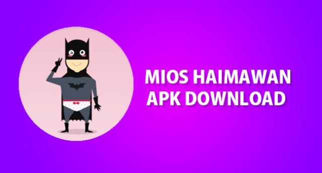 MiOS Haimawan APK Download