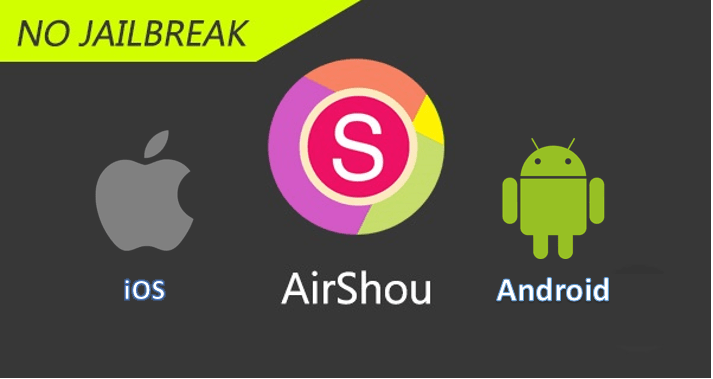 airshou app download for Android and iOS